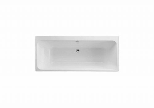 Carron 1600 x 800mm Profile Duo Double Ended Bath, Carronite Strength Optional